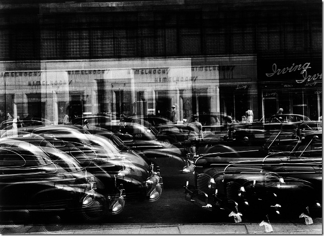 Harry Callahan_detroit-1943