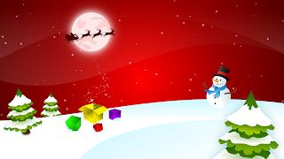 Hinh nền Merry Christmas