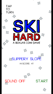 Ski Hard- screenshot thumbnail