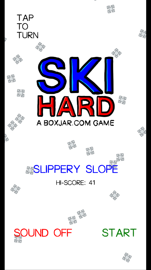 Ski Hard- screenshot