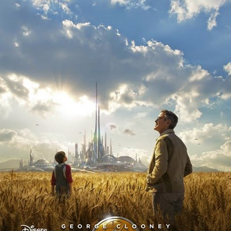 "New Trailer, Poster Arrive for Disney's ""Tomorrowland"""