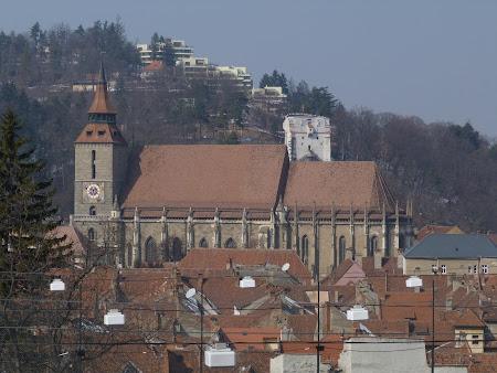 Obiective turistice Romania: Biserica Neagra Brasov