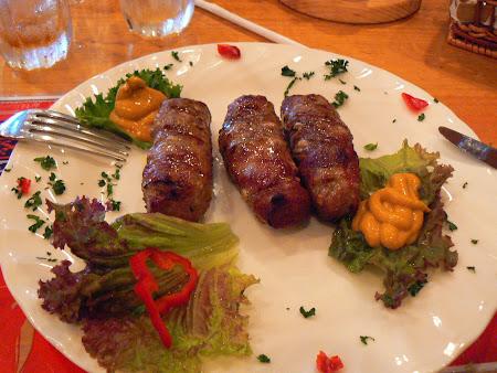 Restaurant romanesc Japonia: mititei la Tokyo