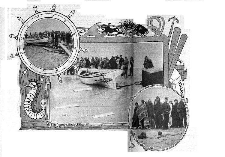 Grabados de la tragedia. Revista La Esquella de la Torratxa. Edición 27 de marzo de 1908. Numero 1526.png