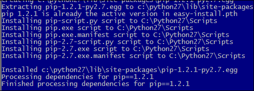 My Note on Solutions : Test Twisted Python on windows