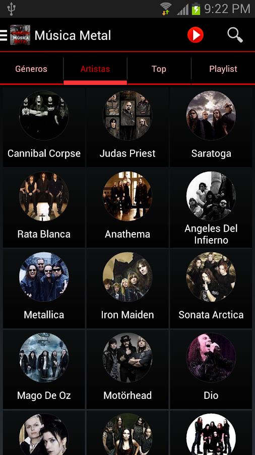 Musica Metal