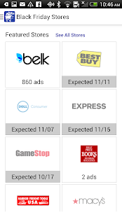 Black Friday 2015 - Best Deals Screenshot 1
