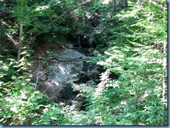 6856 Quebec - Gatineau Park - Mackenzie King Estate - The Waterfall Path - Bridal Veil Falls