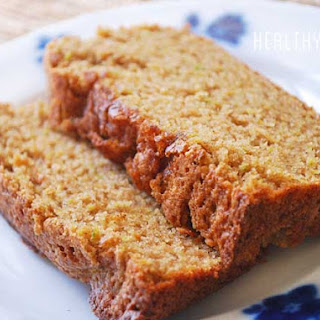 Whole-Wheat Zucchini Bread