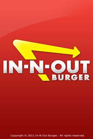 In-N-Out Burger- screenshot