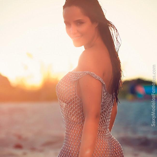 Ana Lucia Dominguez Desnuda SoHo Foto 30