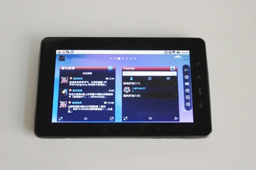 android epad support