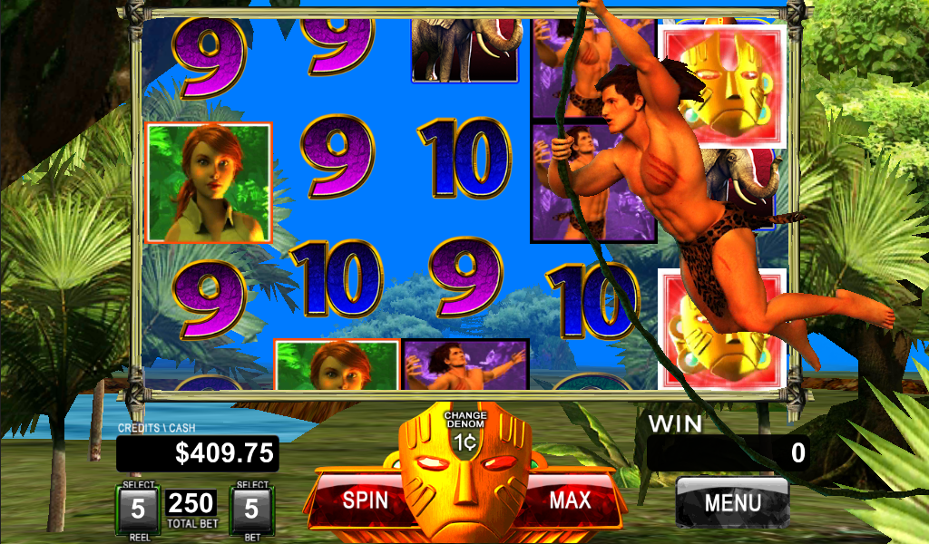 slots jungle for android