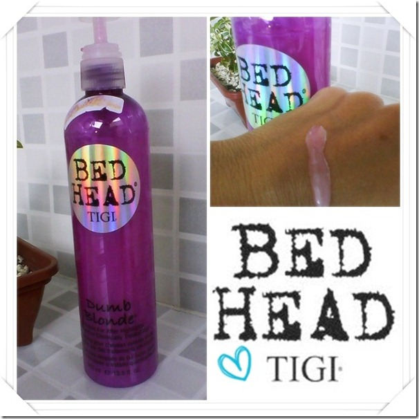 Resenha Bed Head