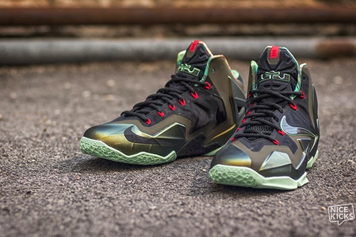 Release Reminder: LEBRON 11 King's Pride / King of the ...