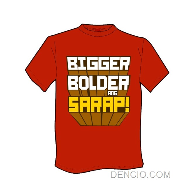 Nescafe 3in1 AKALA Tshirt Design
