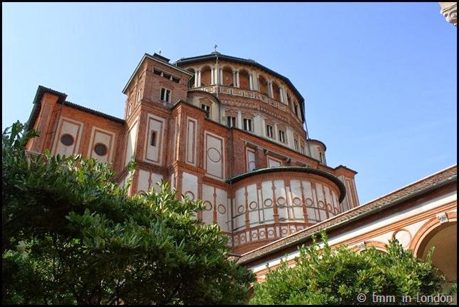 Church of Santa Maria della Grazie, Milan