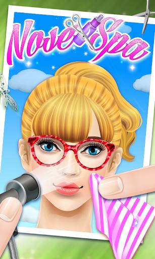 Princess Nose SPA -girls games