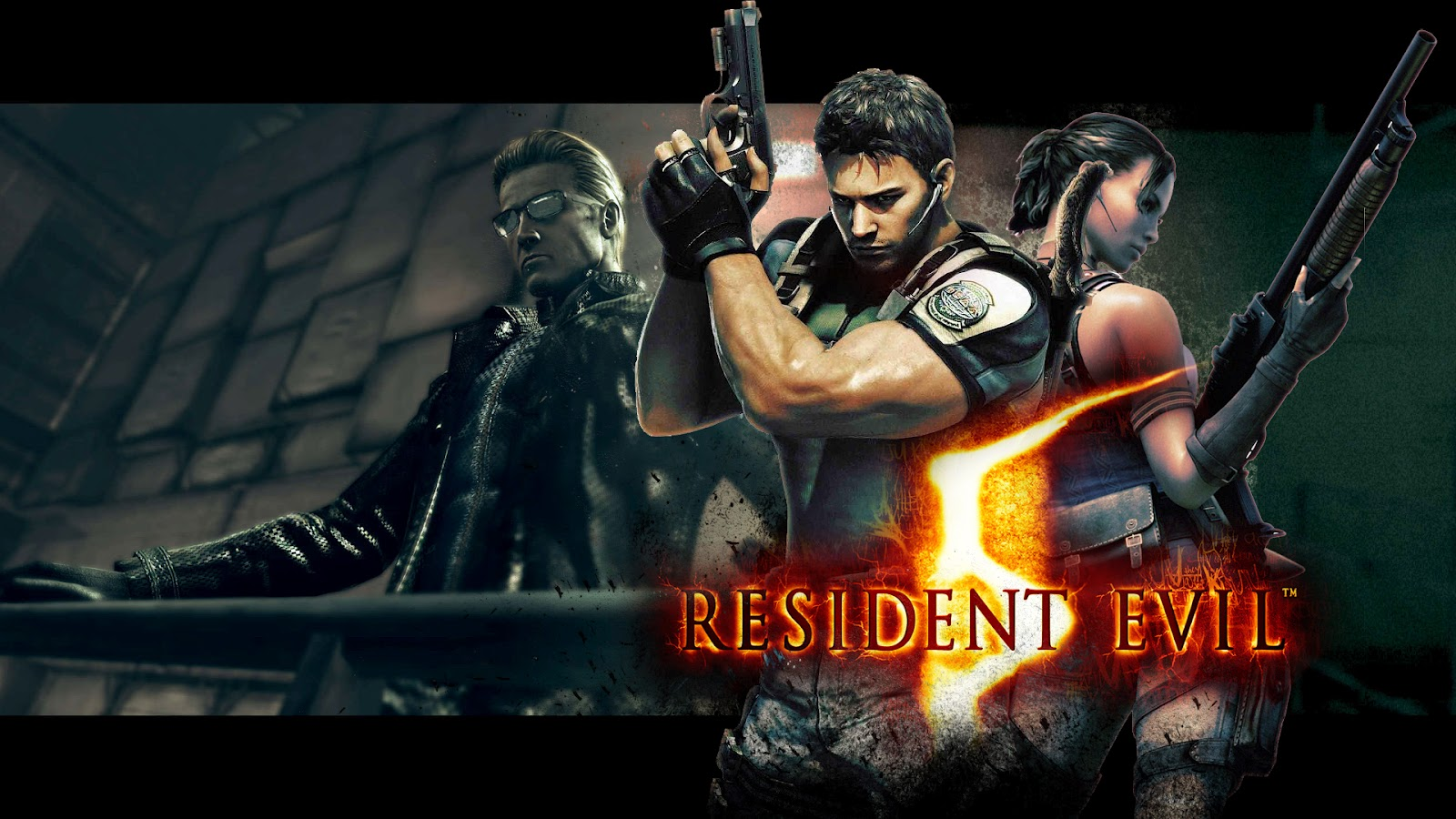 Resident Evil 5 2 Thumbgal