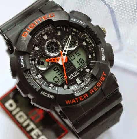 Jual  jam tangan  Digitec,Harga jam tangan  Digitec,  jam Digitec,