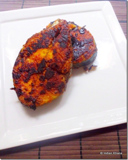 Indian Style Fish Fry Recipe