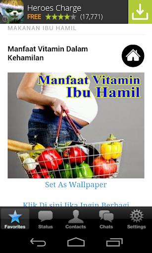 書籍必備APP下載|Makanan Ibu Hamil 好玩app不花錢|綠色工廠好玩App