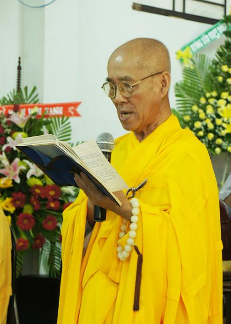 DSC06386 Lễ Hiệp kỵ   Lễ Huý Nhật Cư sĩ Sáng lập viên GĐPT Việt Nam   Tâm Minh Lê Đình Thám
