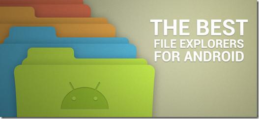 Aplikasi File Explorer Android Terbaik