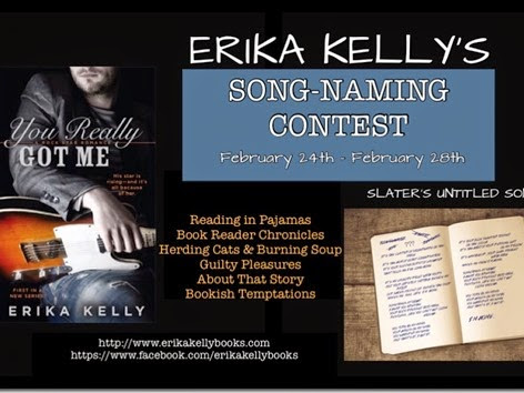 Song Naming Contest for You Really Got Me by Erika Kelly