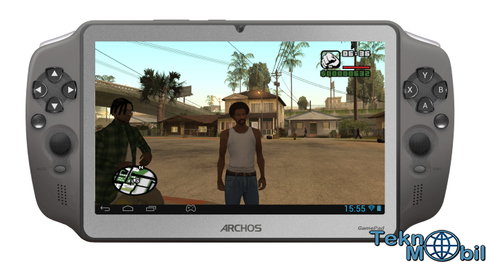 GTA San Andreas Full Apk