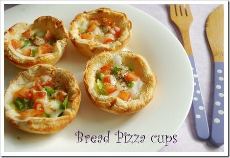 BREAD-PIZZA-CUPS