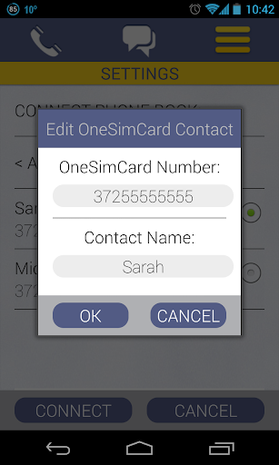 【免費通訊App】OneSimCard Connect-APP點子