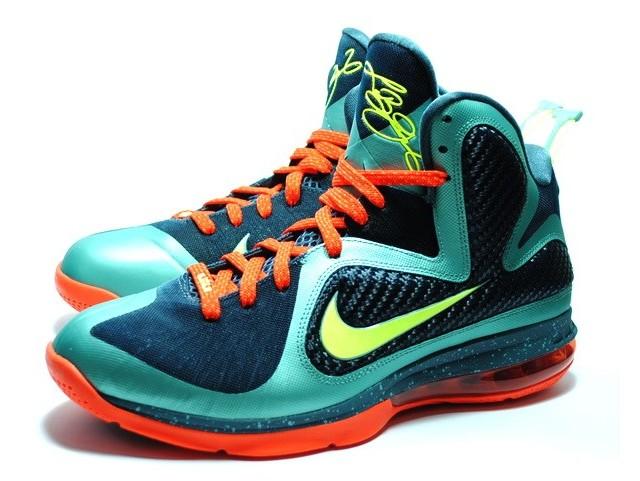 new arrival 4b06d 65e8e ... Nike LeBron 9 8220PreHeat8221 Early Miami Release Info ...