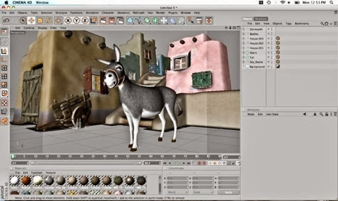Cinema 4D para Windows y Mac