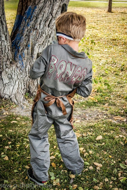 How To Turn Your Sweet 6 Year Old Into A Scary Chainsaw
