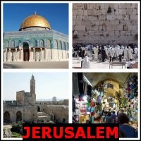 JERUSALEM- Whats The Word Answers