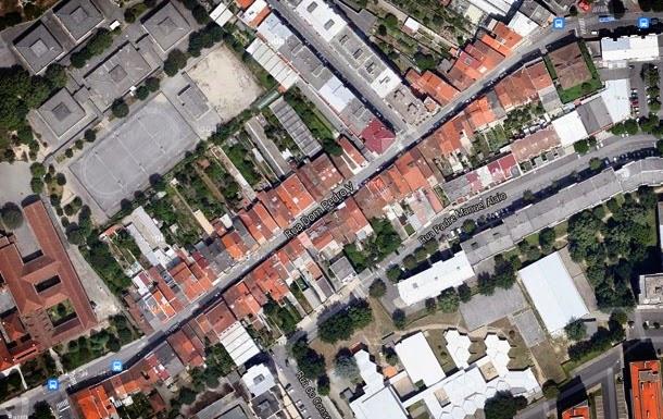 Rua D. Pedro V - estacionamento ilegal, ultrapassagens perigosas a ciclistas