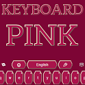 Keyboard Pink icon