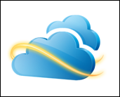 SkyDrive Logo Icon