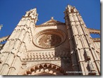 2-Palma de Mallorca. Catedral. Exterior - P4140026