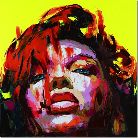 Francoise Nielly - 3 - Yellow