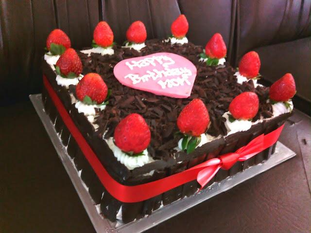 aneka kue ulang tahun jogja