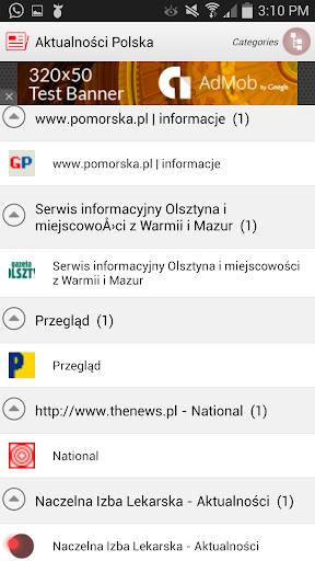 Aktualności Polska