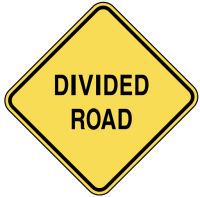 divided-road