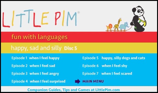 Little Pim - Episodes