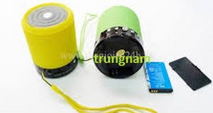 Loa Bluetooth WS631- Âm Thanh Hay