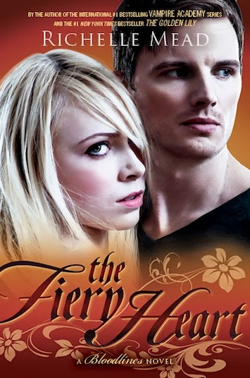 #BookReview: The Fiery Heart de Richelle Mead