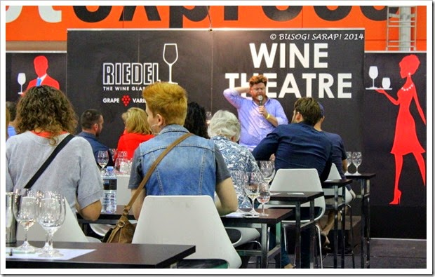 Good Food and Wine Show 2014 - Wine Theater © BUSOG! SARAP! 2014