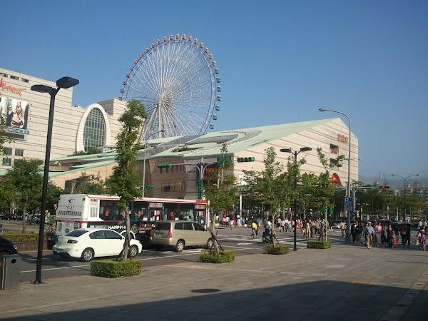 Imagini Taiwan: statie de MRT Taipei.jpg