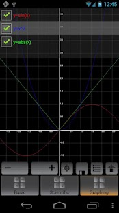 Graphing Calculator - screenshot thumbnail